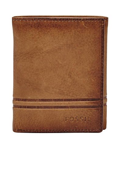 Fossil® Watts Leather Trifold