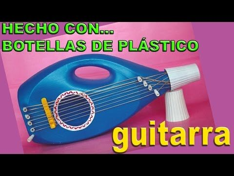 how to make a guitar from a cereal box