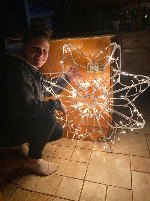 Hangers Snowflake Door Hanger