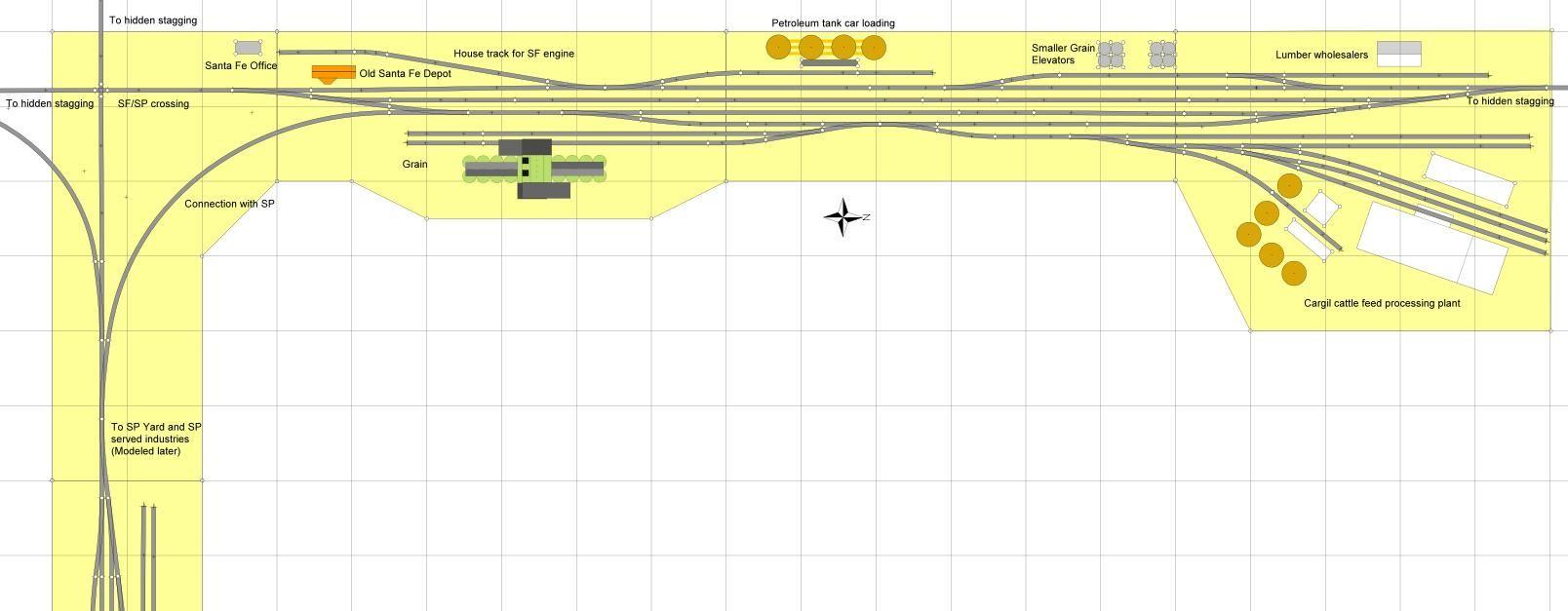 Ho Shelf Plan Train Layouts | Download Model Railroad