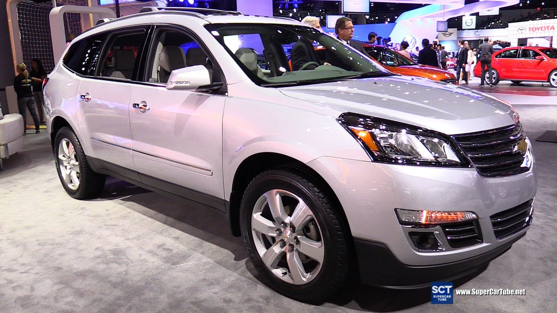 Interesting Info About Chevy Traverse Ltz with Fabulous Pi...<a href=