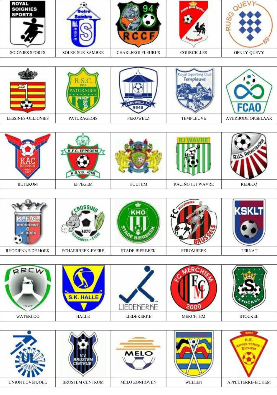 22 Ideas De Belgica Escudo Fútbol Equipo De Fútbol
