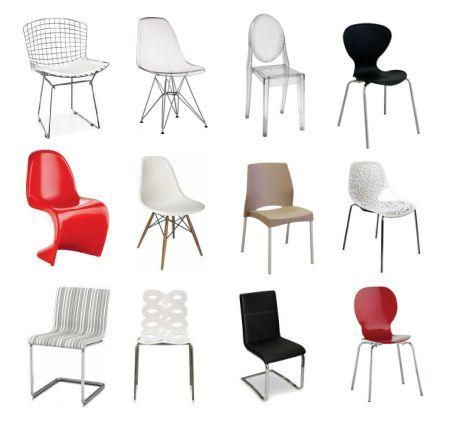 Cadeiras para cozinha modernas 2 cadeiras e poltronas for Poltronas modernas