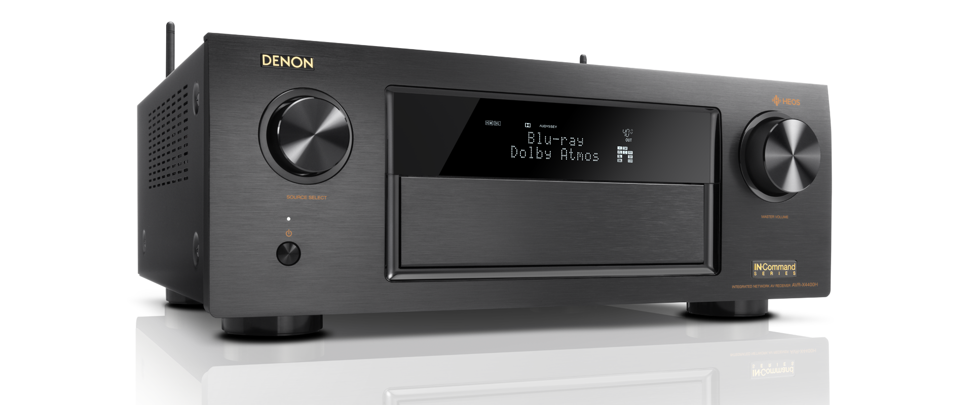 Denon AVR-X4400H Premium 9 2 channel AV Surround Receiver w