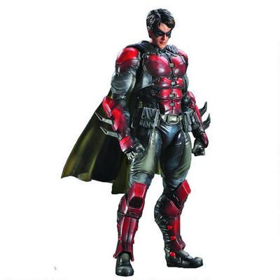 batman arkham origins robin play arts kai action figure
