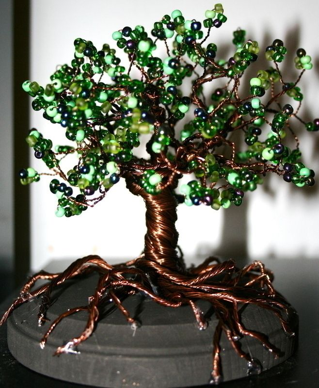 Wire Tree #howto #tutorial
