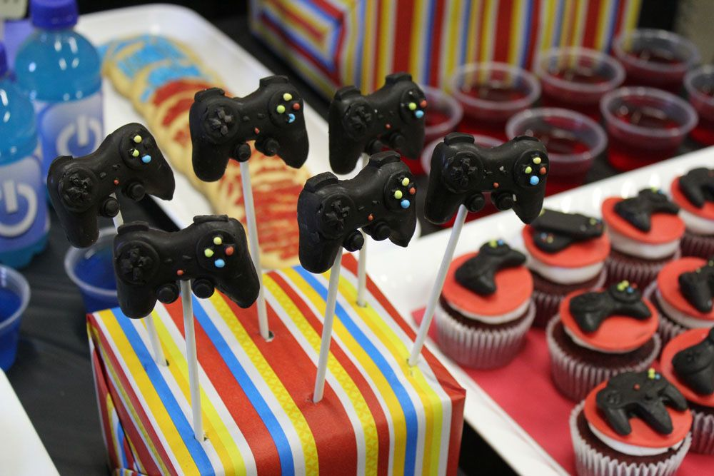 sony playstation controller pop (With images) Dessert
