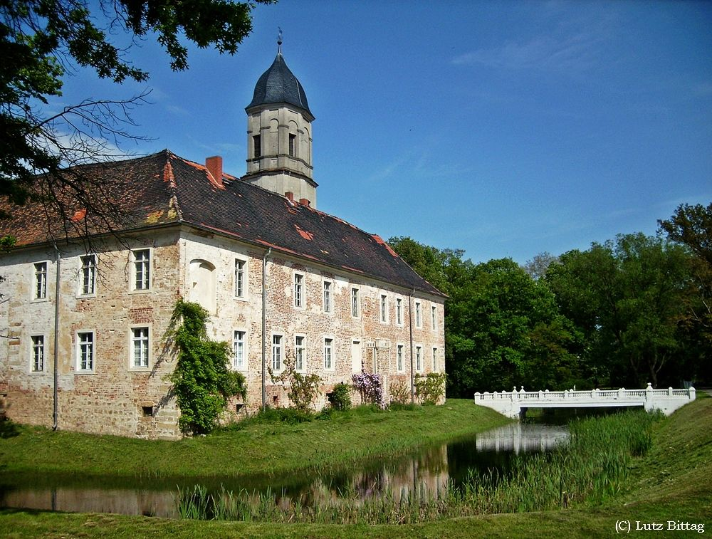 Schloss Hemsendorf SachsenAnhalt Germany Schloss