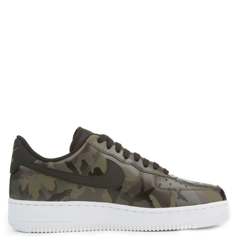 best authentic 33517 16ad9 ... discount mens nike air force 1 07 lv8 medium olive black baroque brown  sequoia 61d7e ae901