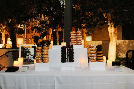 Donut bar Avalon Hotel Palm Springs
