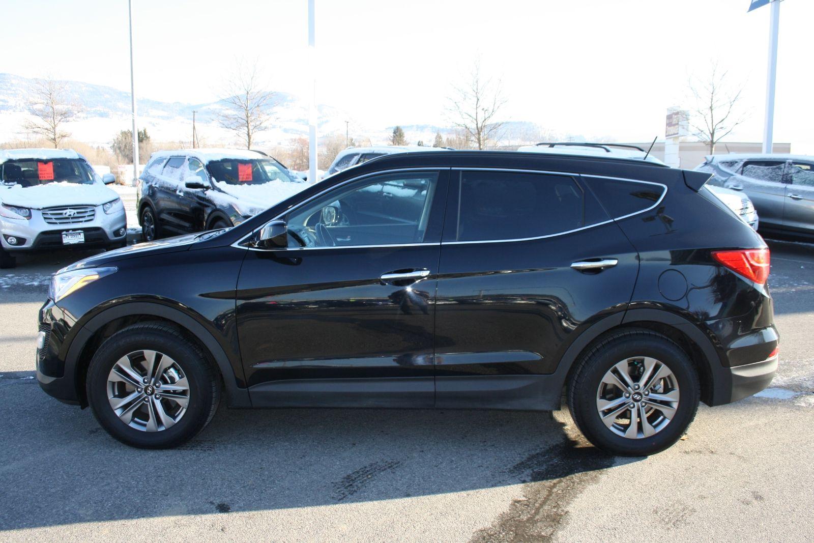 Certified Used 2016 Hyundai Santa Fe Sport 2.4 Premium AWD