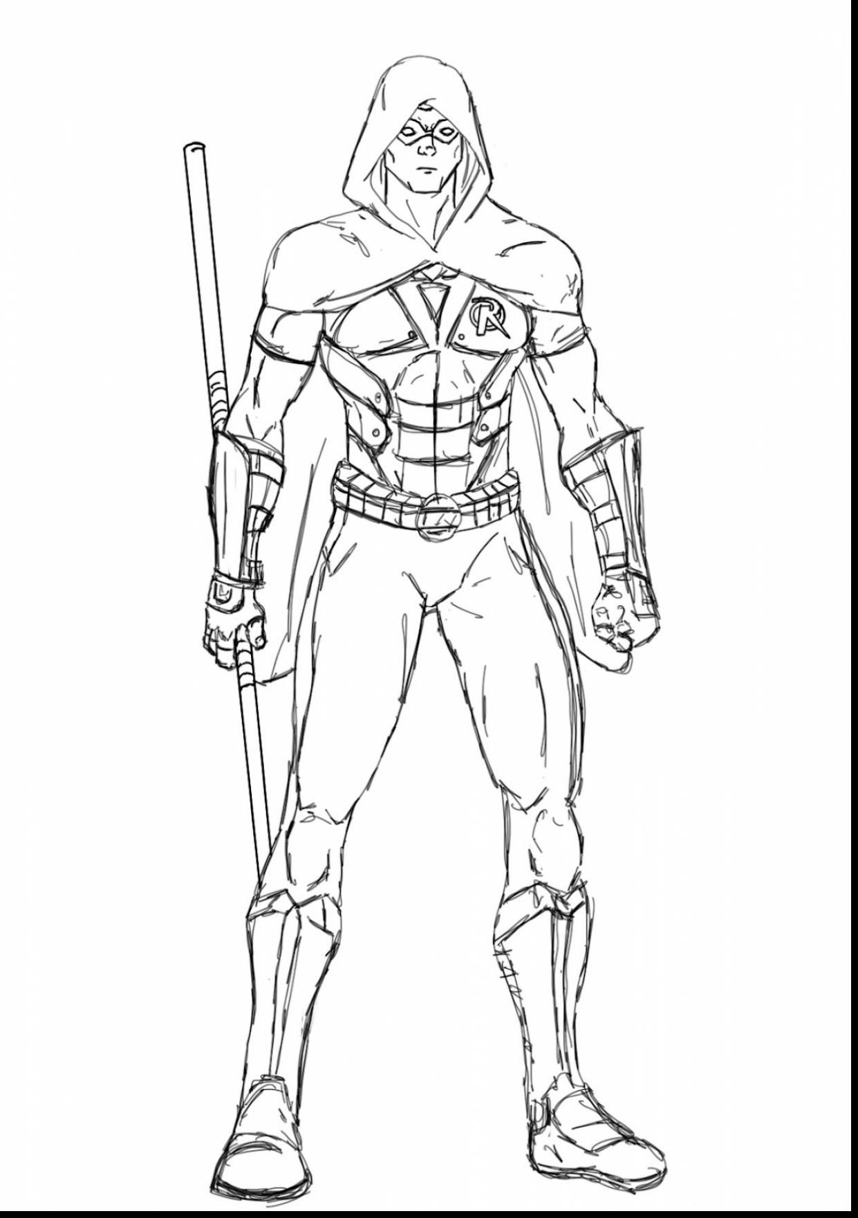 Batman And Nightwing Coloring Pages Collection Superhero Coloring Pages Coloring Pages Superhero Coloring