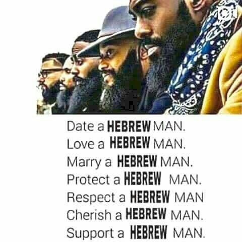 black hebrew israelites dating