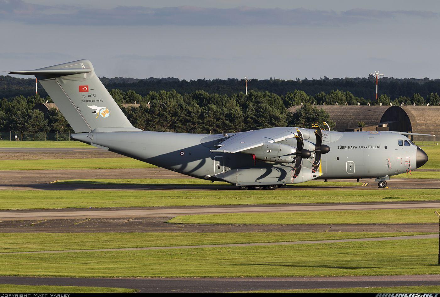 Airbus A400M Atlas Turkey Air Force Aviation Photo
