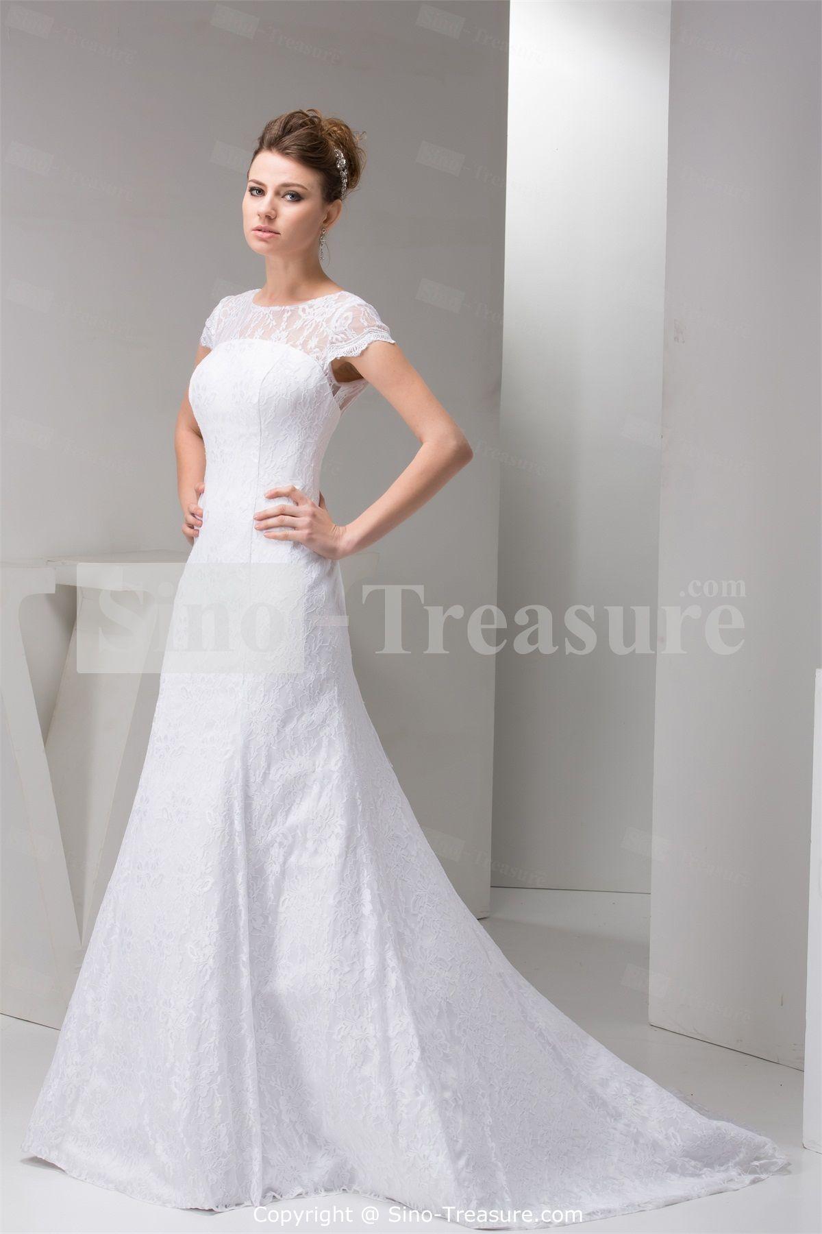 Back out wedding dresses  Charming White Sleeveless Outdoor Garden Satin Zipperback Wedding