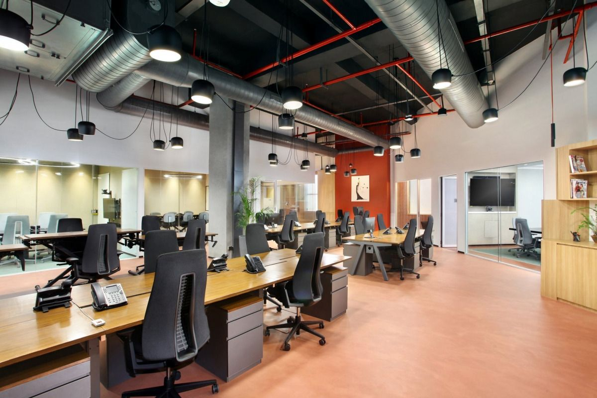 Office Tour Amazon Blink Offices New Delhi Office Design