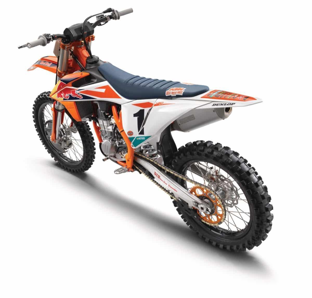 Moose Racing Forged Shift Lever For KTM Orange 1602-0847