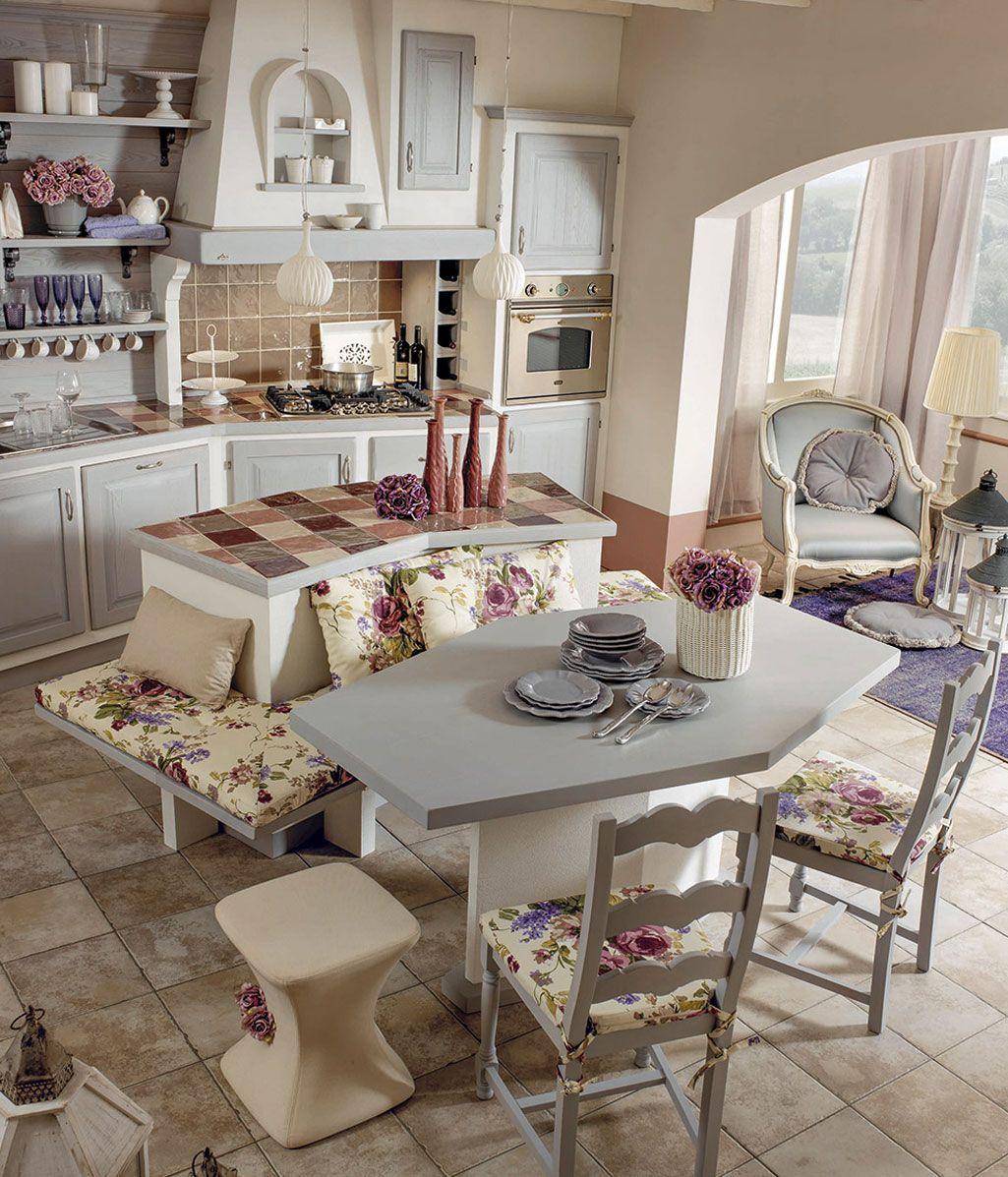 Arredamento Shabby Toscana arredo country chic - zappalorto cucine toscane | cucina