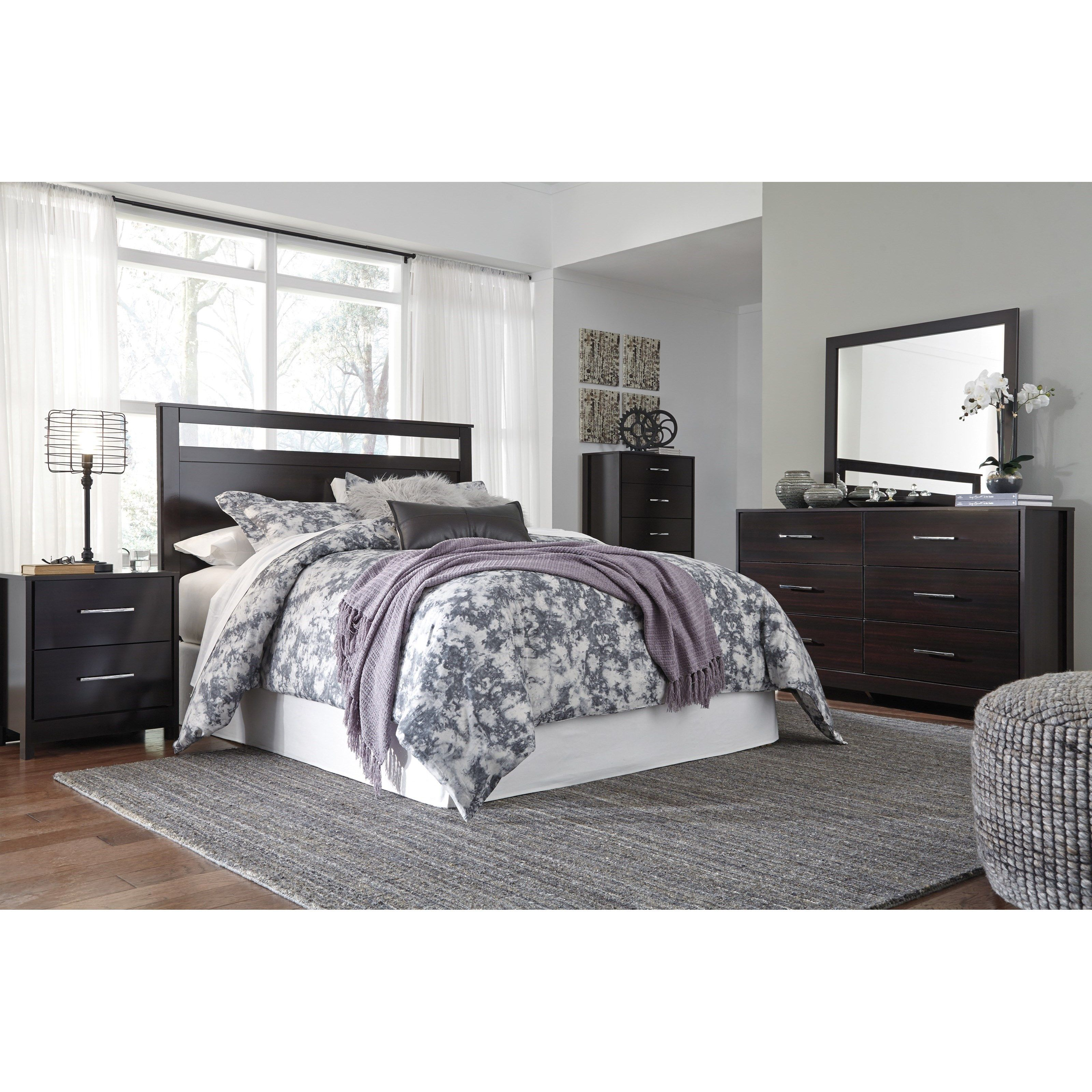 Agella Queen Full Bedroom Group by Signature Design by Ashley at