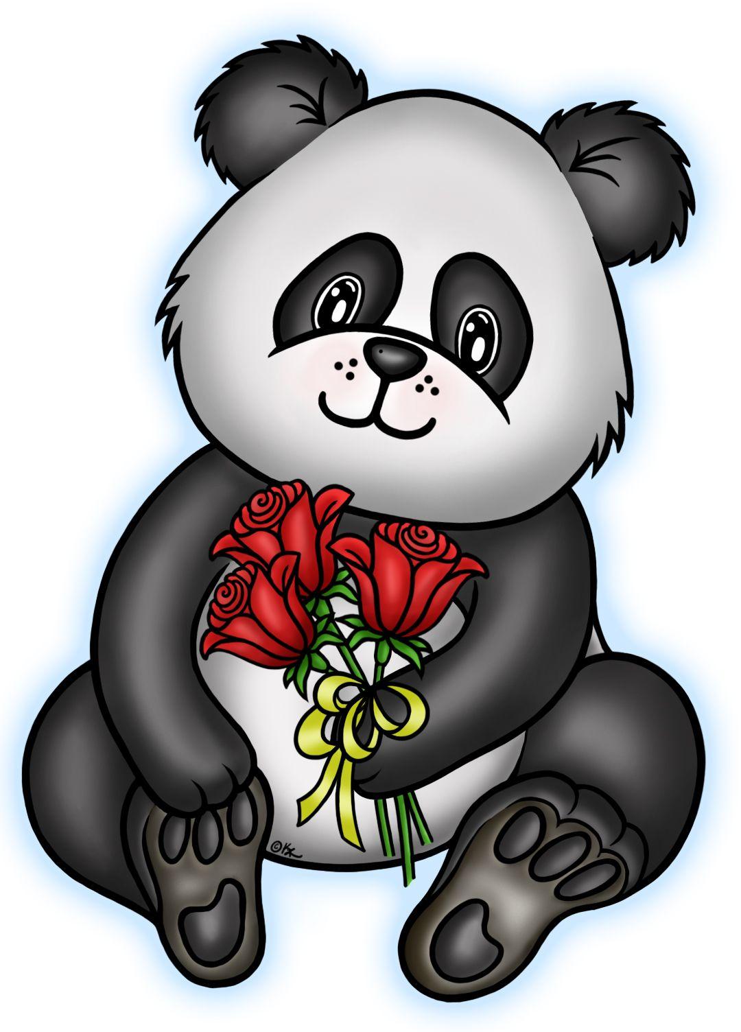 panda-bear_color_bearywishes.com_.jpg 1,080×1,504 pixels= FREE ...