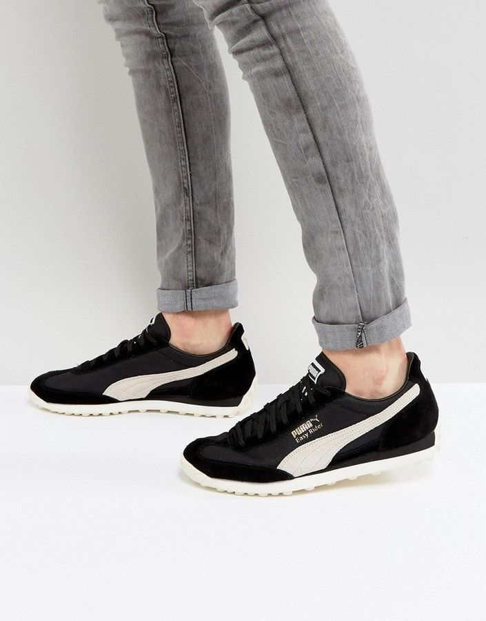 f1fdacf400c9f1 Puma Easy Rider Sneakers In Black 36377401