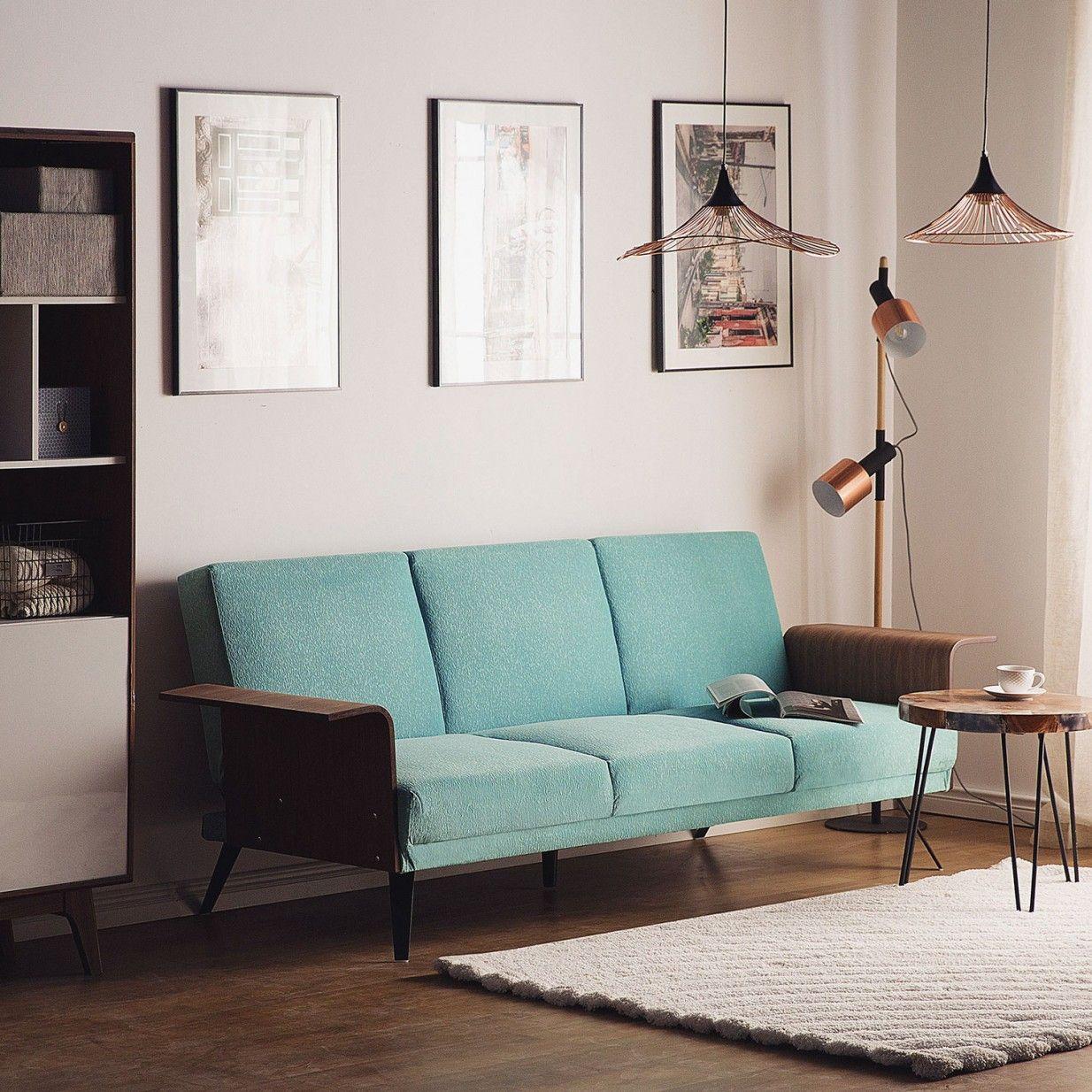 Sympathisch Sofa Mint Sammlung Von 3-seater Bed - | Artehome | Monoqi