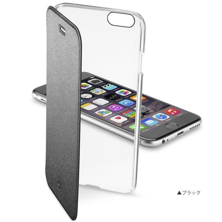 背面クリア手帳型ケース Clearbook スペースグレー Iphone 7 9月下旬 Appbank Store ケース Iphone ケースカバー Iphoneケース