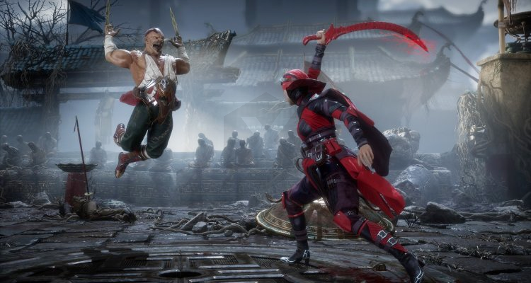 Mortal Kombat 11, music available in stores and digital