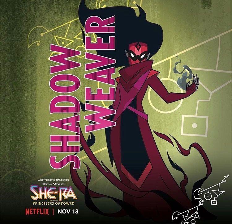She Ra 2018 Shadow Weaver Horde Leader