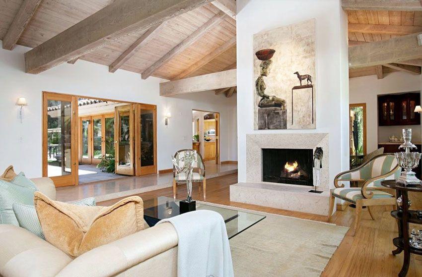 Contemporary Living Room Ideas (Decor & Designs) | Stone fireplaces, Living  room ideas and Living rooms