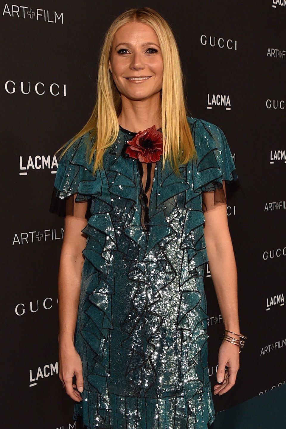 Gwyneth Paltrow's Goop pop-up shop in New York City was robbed of more than $170,000 in merchandise.