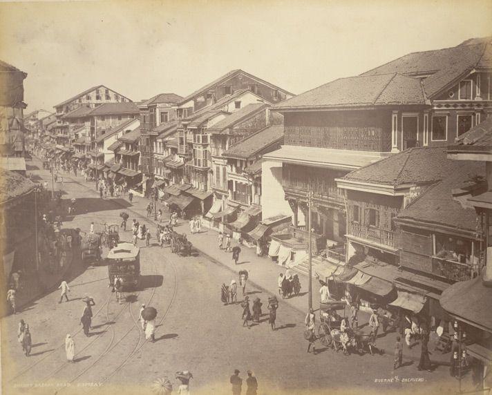 Bombay 1860. | Colonial india, History of india, Indian history