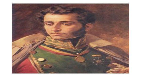 Antonio Jose De Sucre El Hombre Que Conquisto Ayacucho