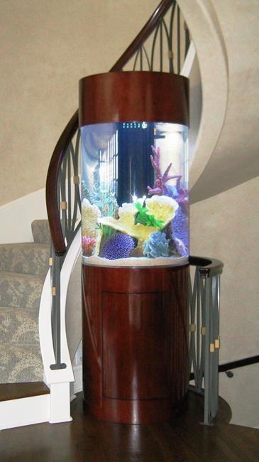 15 Most Creative Sinks - cool sinks, aquarium sink