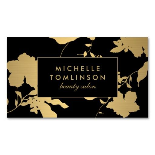 Classic Gold Circle Logo Muted Dark Navy Blue Business Cards ...