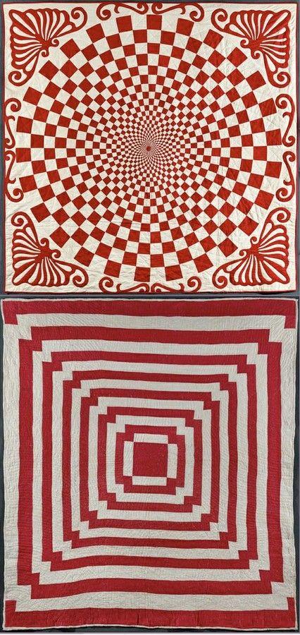 imagine piecing this quilt!