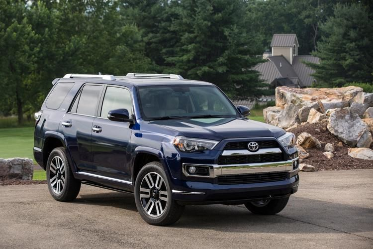 These 10 Models Are 2016 S Best Selling Family Suvs Toyota Toyota Dealership Toyota 4runner