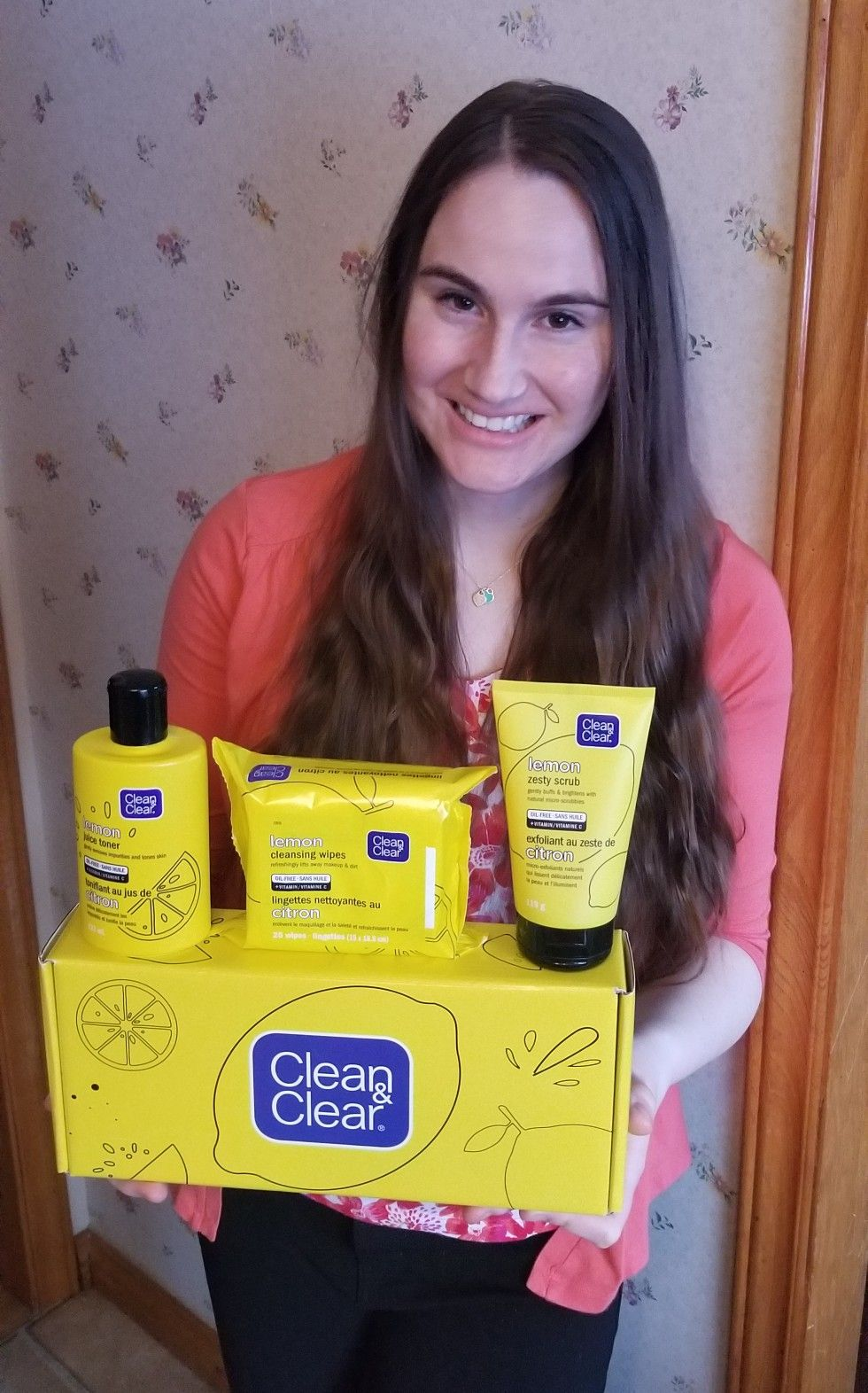 Clean & clear voxbox Cleansing wipes, Hoe tips, Cleaning