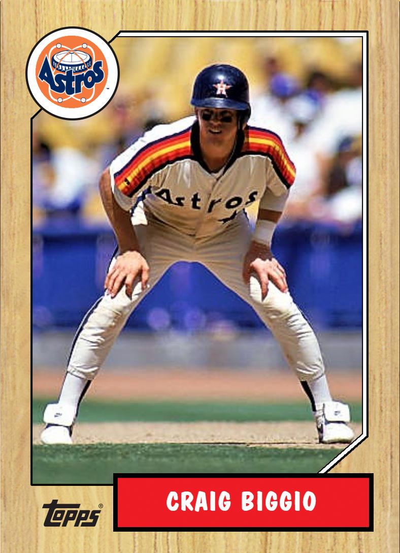 Pin By Ken Filler On Baseball Hall Of Fame Craig Biggio Sports Baseball Baseball Pitcher