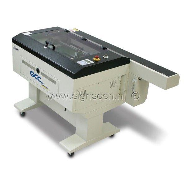 GCC X252 De GCC X252 glass tube laser is het instapmodel van GCC met superieure ...
