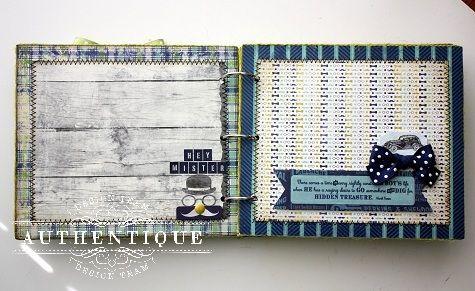 Papered Cottage by Shellye McDaniel: Boy Oh Boy!