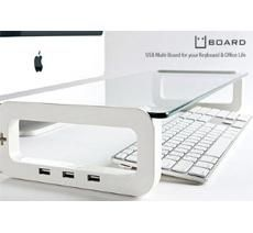 UBoard - USB Multiboard for your Keyboard & Office Life 30€