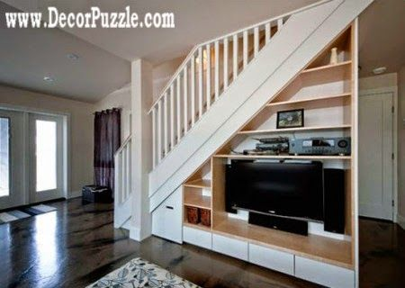 Under Stairs Ideas And Storage Solutions Under Stairs Tv Unit And