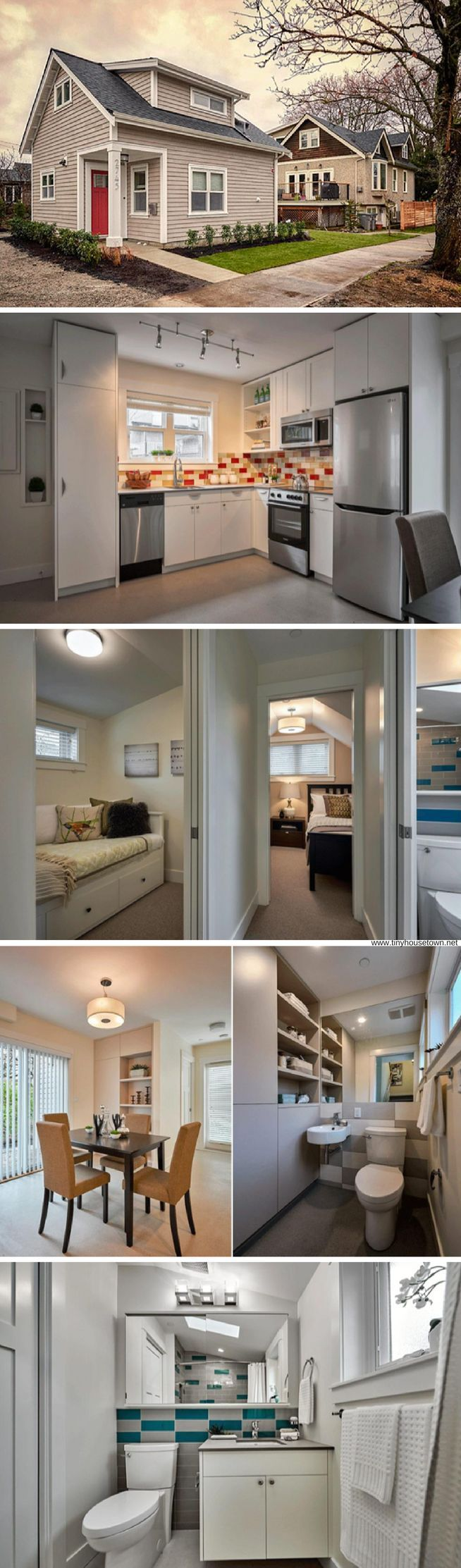 A Vancouver laneway house that spans just 670 sq ft! | Future ...