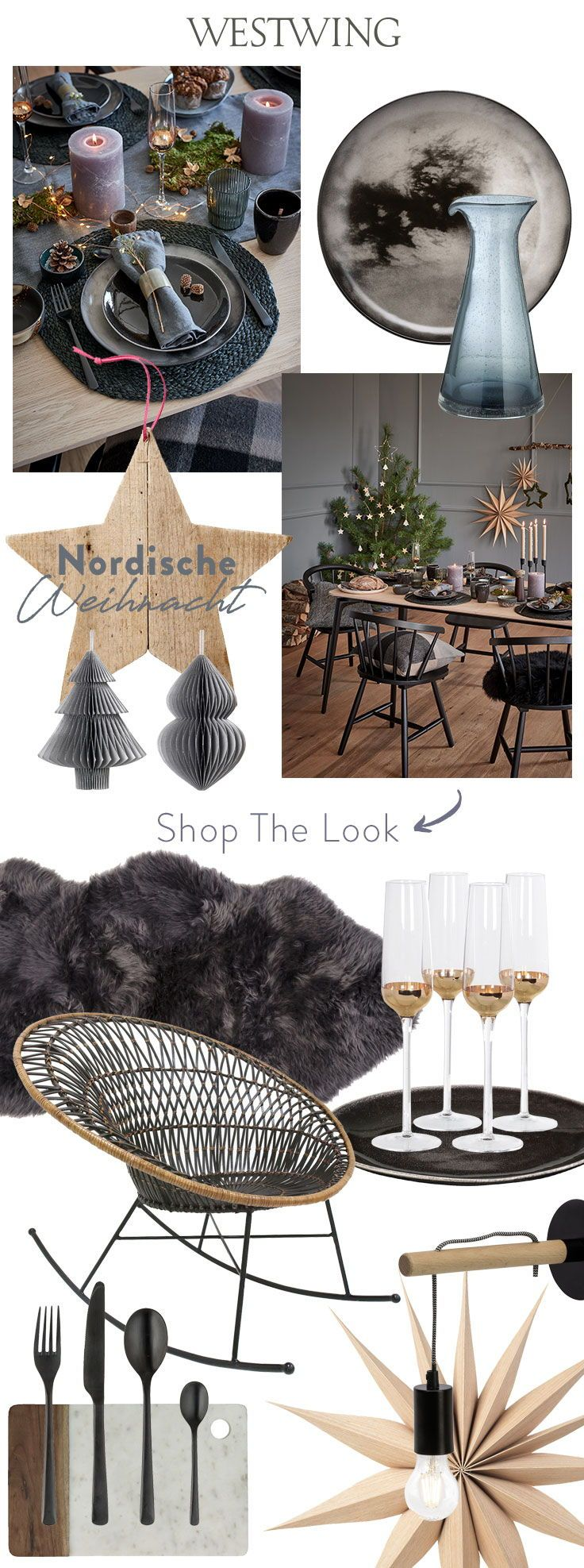 so funktioniert der look nordische weihnacht god jul. Black Bedroom Furniture Sets. Home Design Ideas