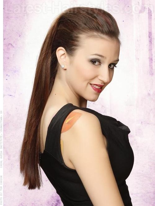 Long straight hair styles straight hairstyles pinterest half long straight hair styles pmusecretfo Image collections