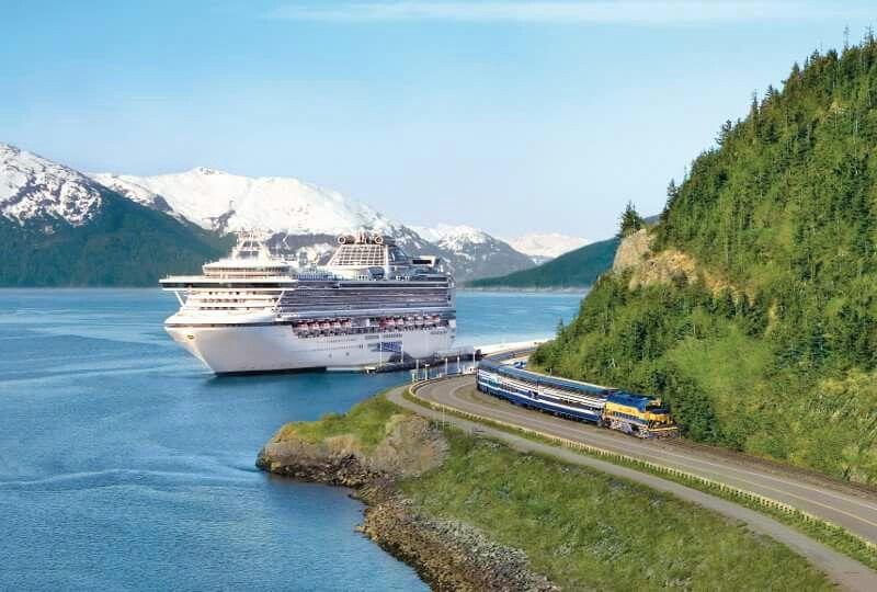Cruiseships Image By John DeBusi Jr.