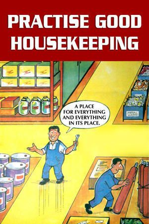 Image Result For Good Housekeeping Safety Images Safety Slogans Good Housekeeping Housekeeping