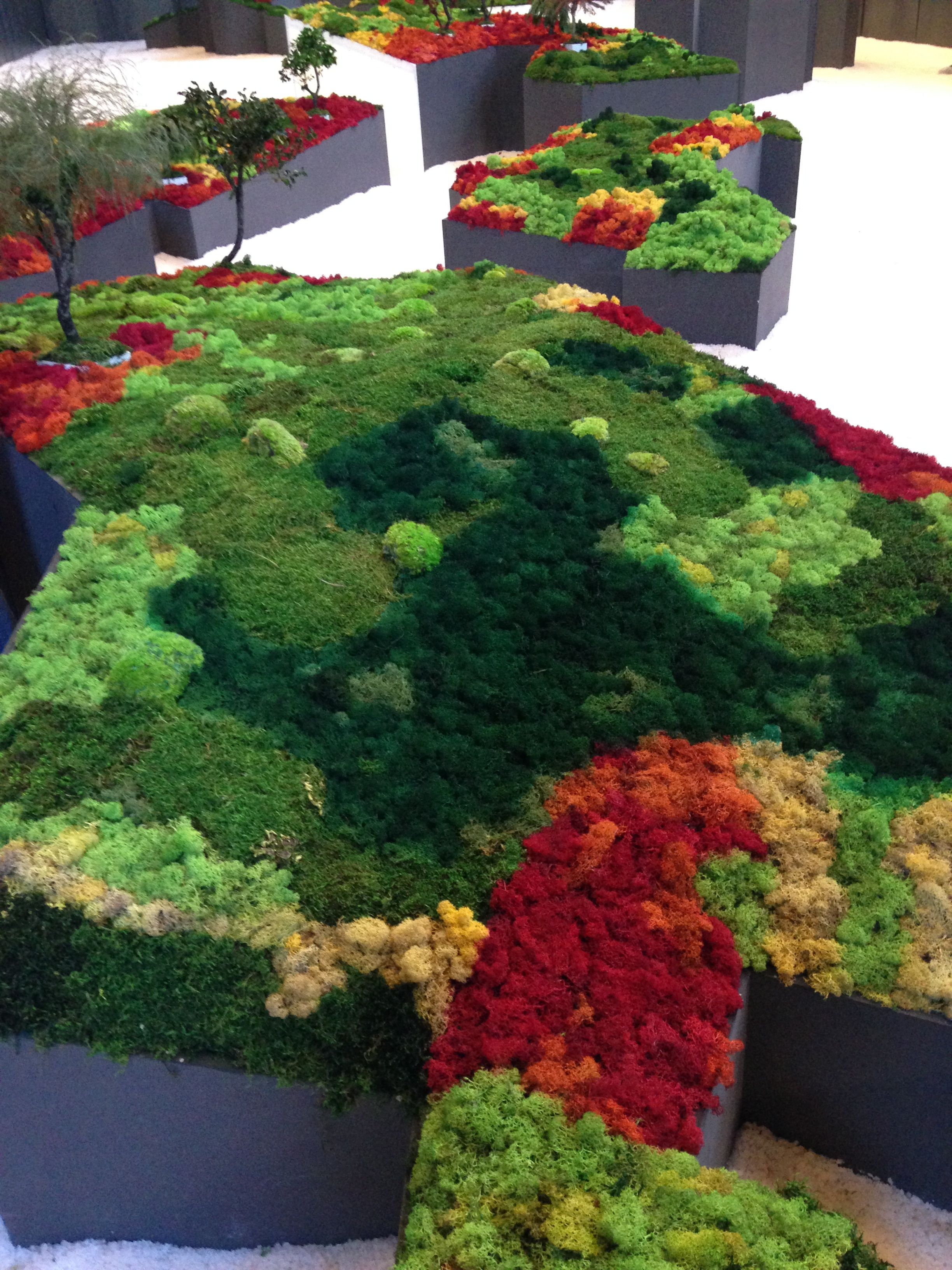 Un jardín japonés:Topografías del vacío. Matadero Madrid