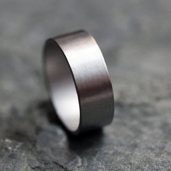 Pure Iridium Ring Iridium Ring Is One Of The Popular Rings In The